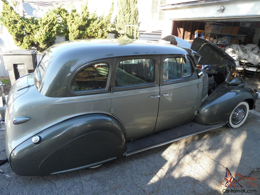 1939 chevy master deluxe 4 door sedan
