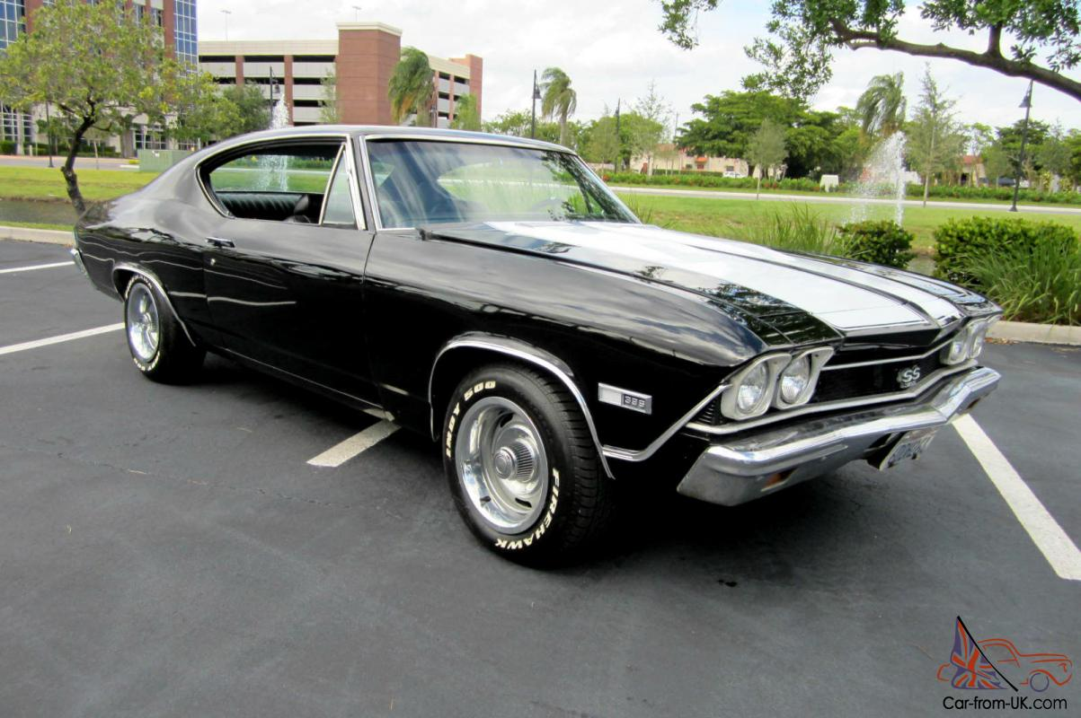 1968 Chevelle Ss 396 Ebay Autos Post