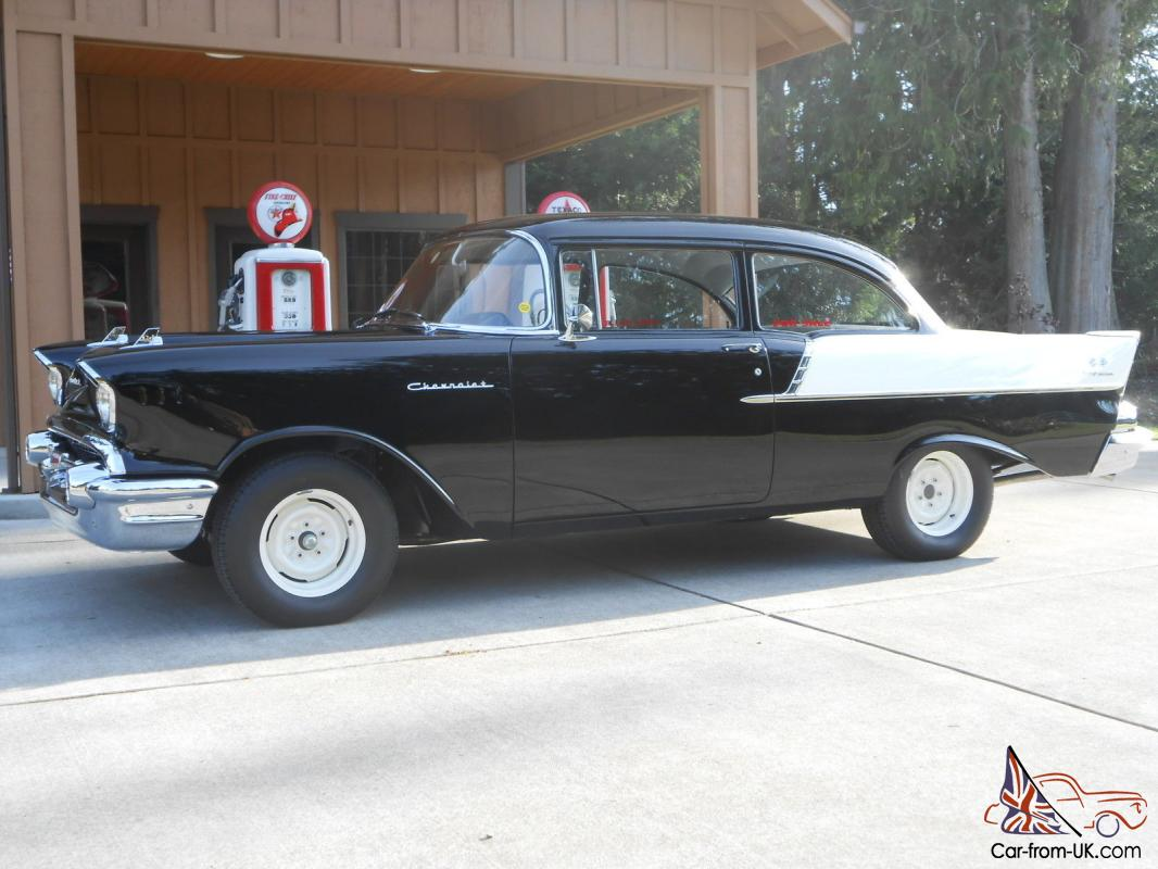1957 Chevrolet Black Widow