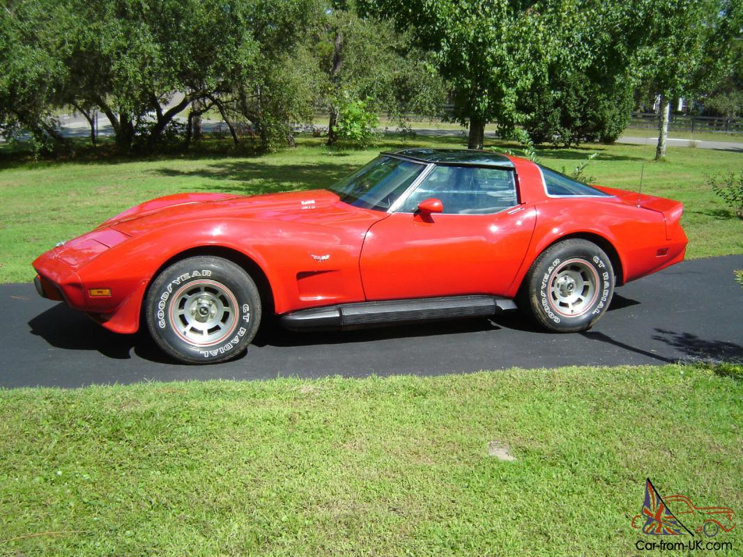 1978 Corvette Very Clean Low Miles