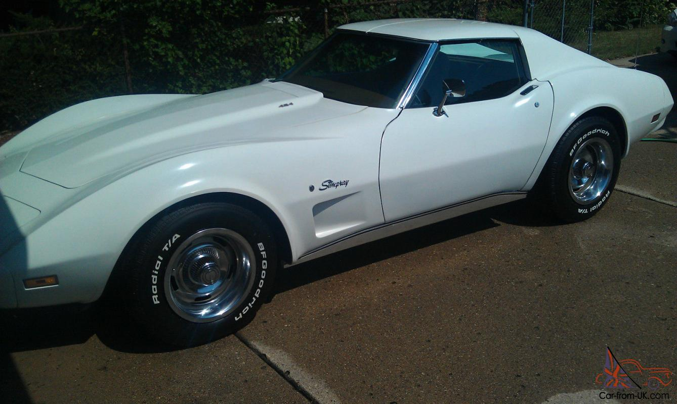 1974 Corvette 454 4 Speed