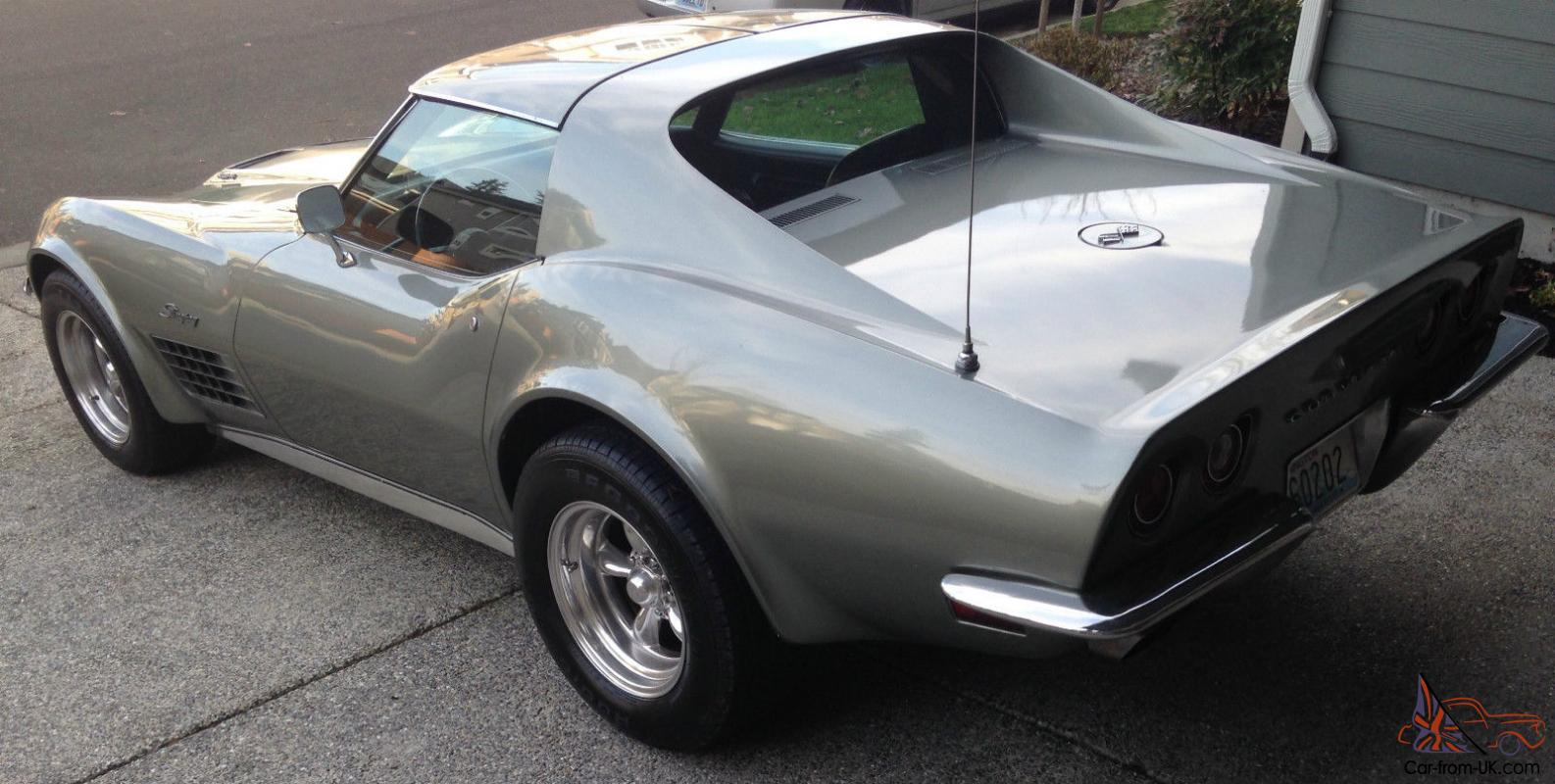 1971 Corvette Specs, Colors, Facts, History, and Performance ...