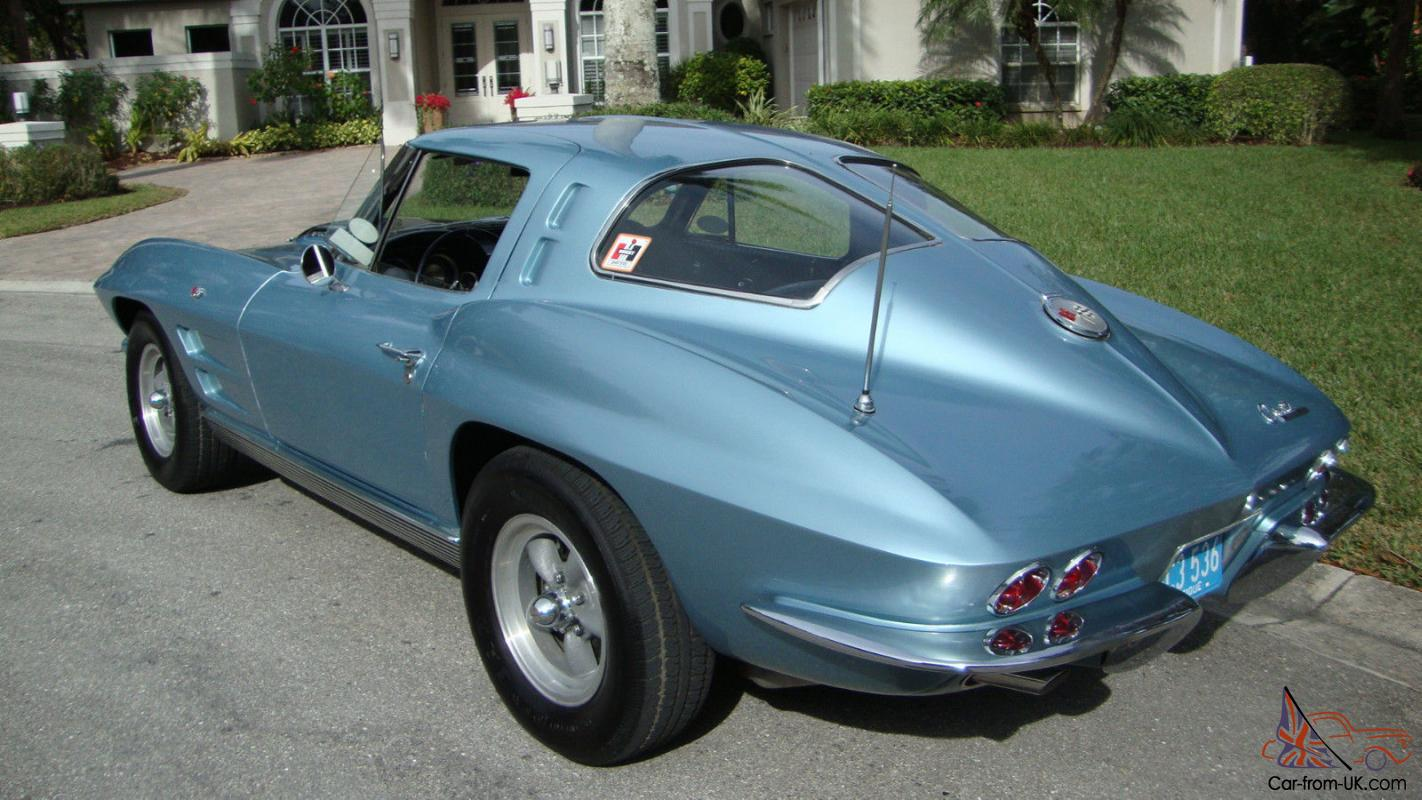 Corvette 427 split window for sale autos weblog for 1967 corvette stingray split window