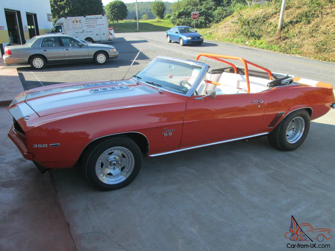 1969 camaro ss convertible for sale. Cars Review. Best American Auto & Cars Review