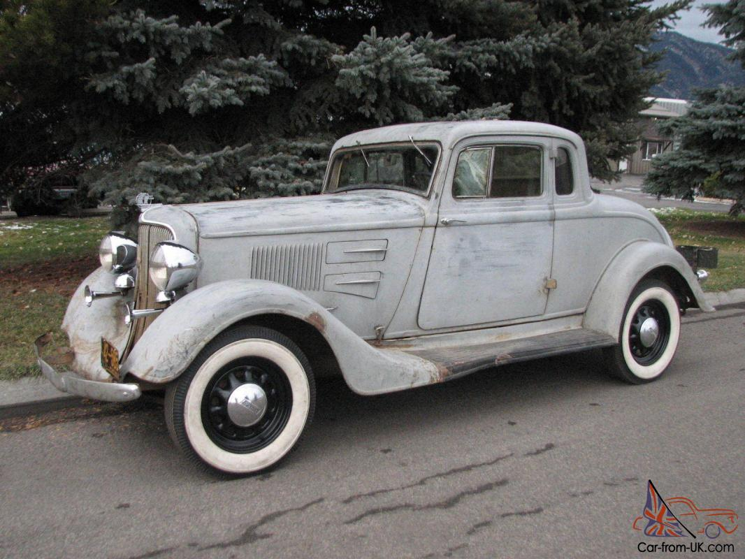 1934 plymouth pe deluxe 5 window coupe 1932 1933 dodge for 1934 plymouth 5 window coupe