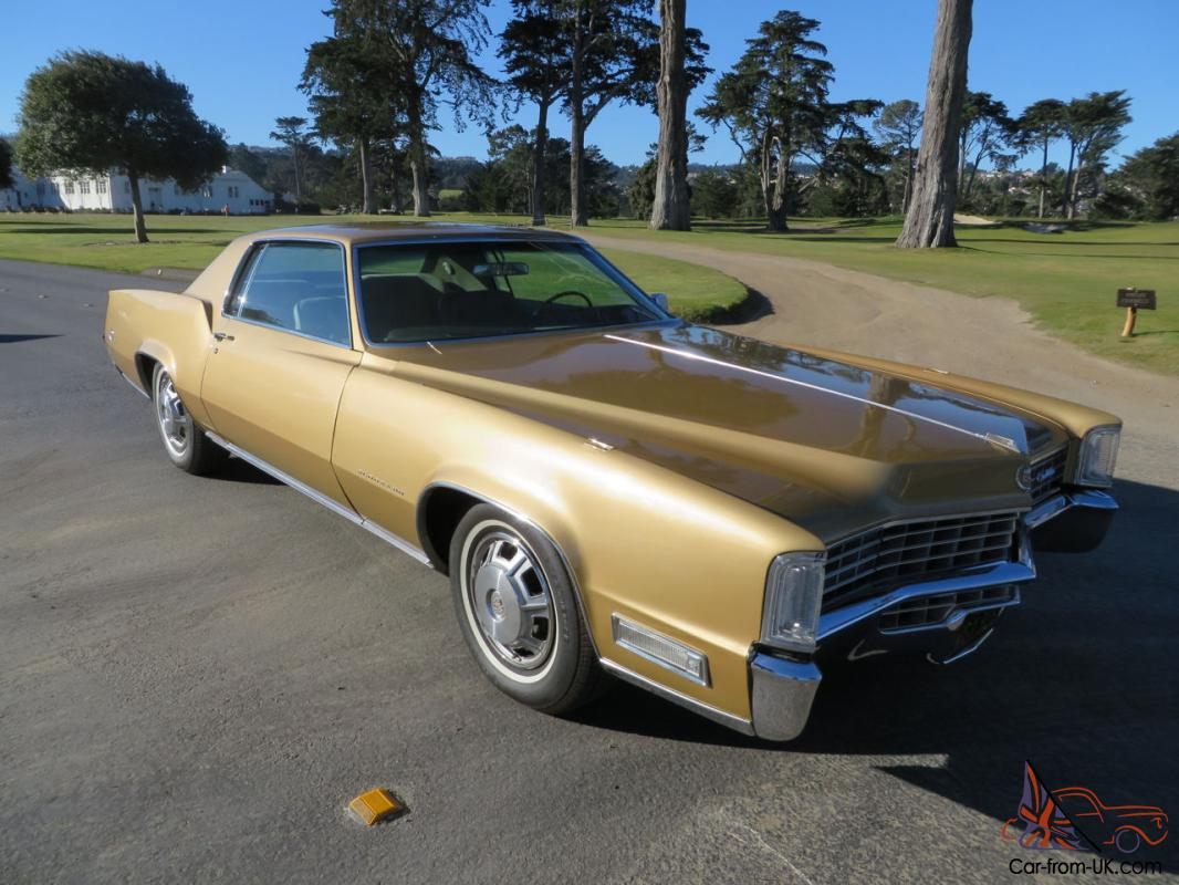 the gold cadillac Despite the flamboyant gold leaf finish, a cadillac thought to have been owned  by the entertainer failed to attract a buyer when it came up for.