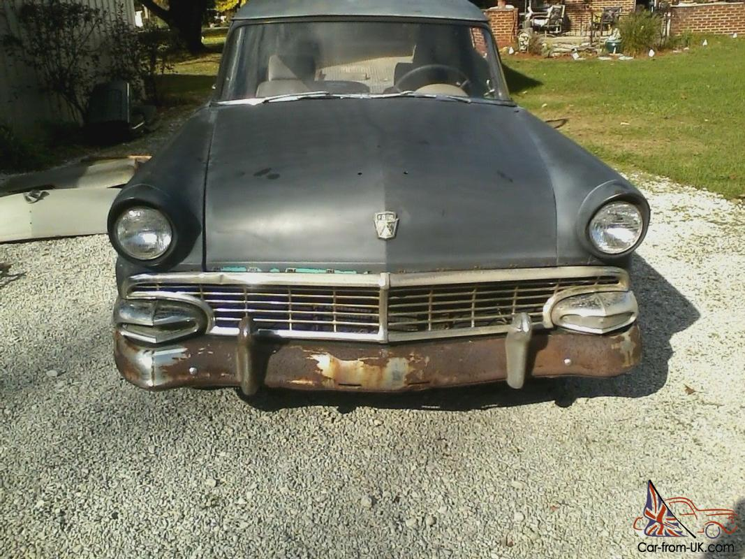 FORD COURIER 2 DOOR SEDAN DELIVERY - GREAT PROJECT CAR,RUNS & DRIVES