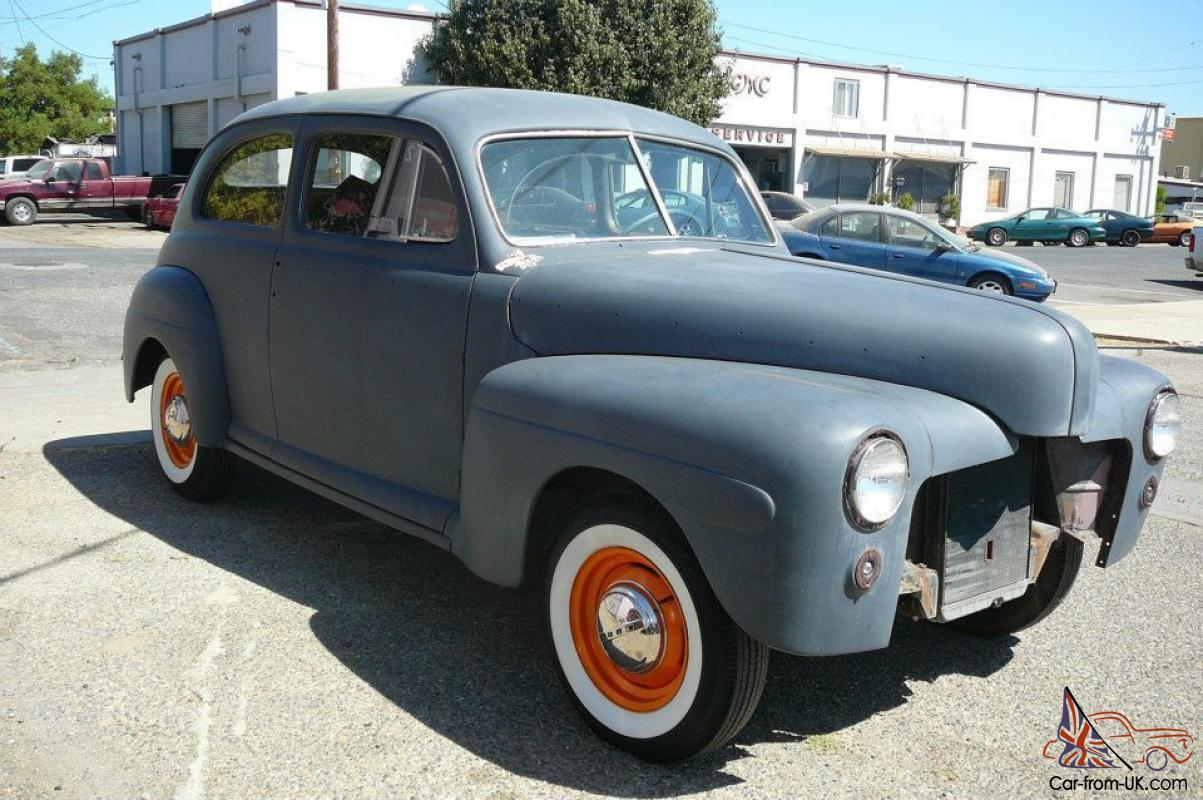 1947 ford two door sedan for 1947 ford 2 door