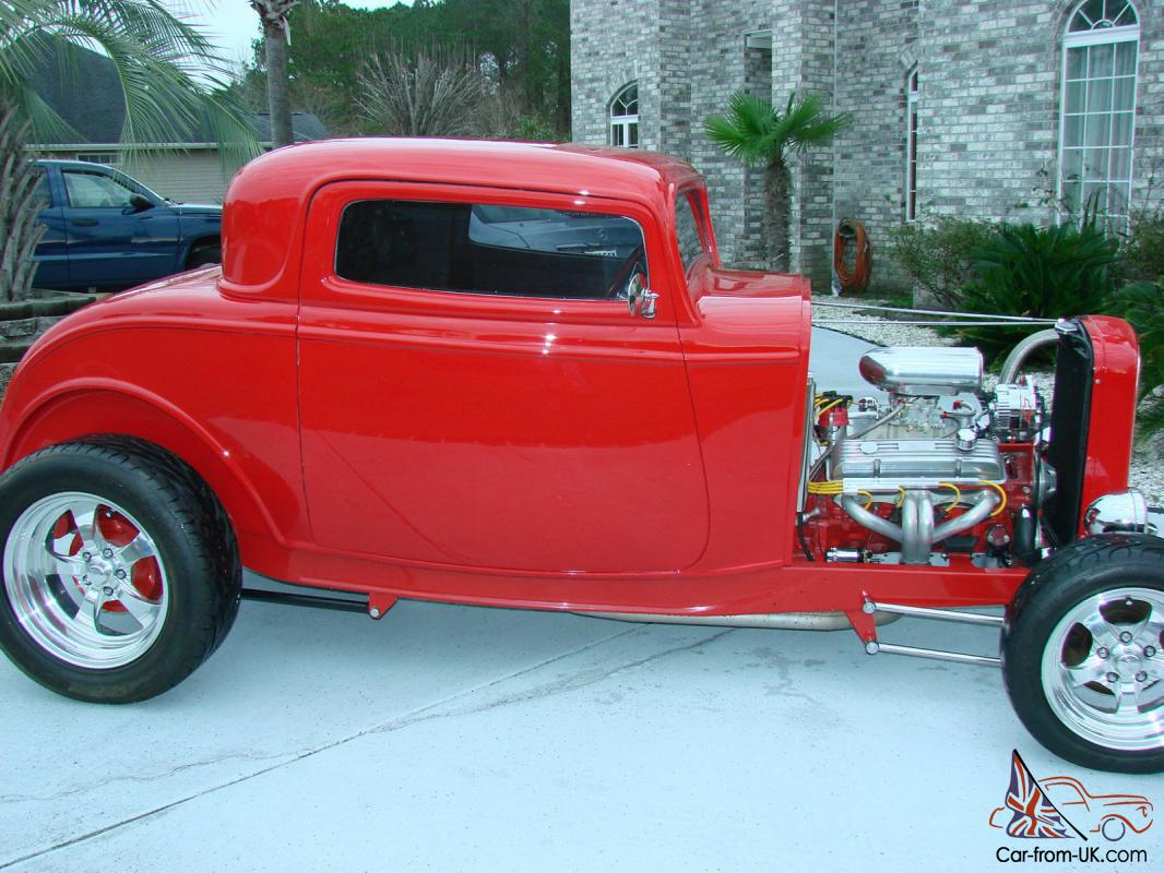 1932 ford 3 window lil duece coupe hot rod street rod for 1932 ford 3 window