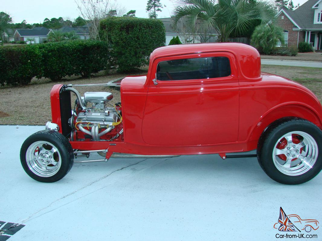 1932 ford 3 window lil duece coupe hot rod street rod for 1932 ford 3 window coupe hot rod