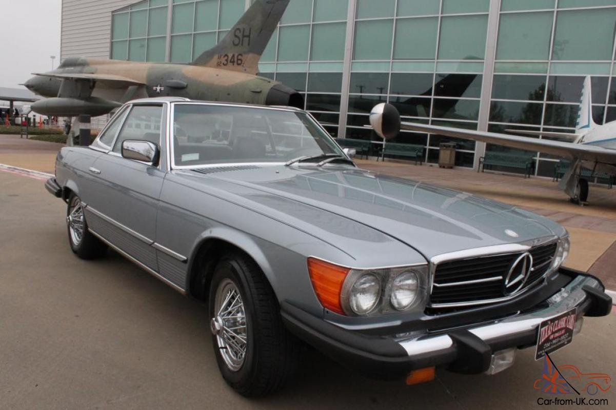 1980 mercedes benz 450 sl for 1980s mercedes benz