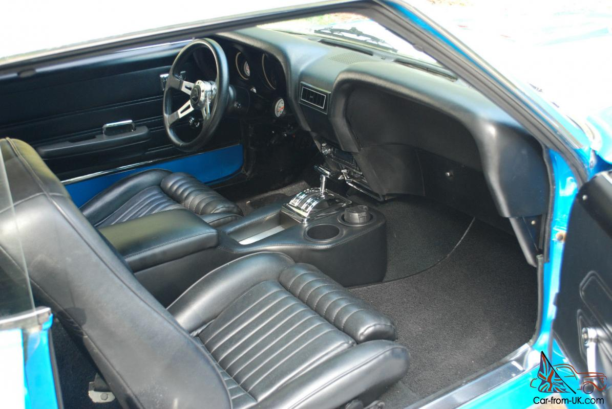 1969 Mustang Resto Mod 400 Hp 9 Posi Rear Custom Interior And Gauges Cold Ac