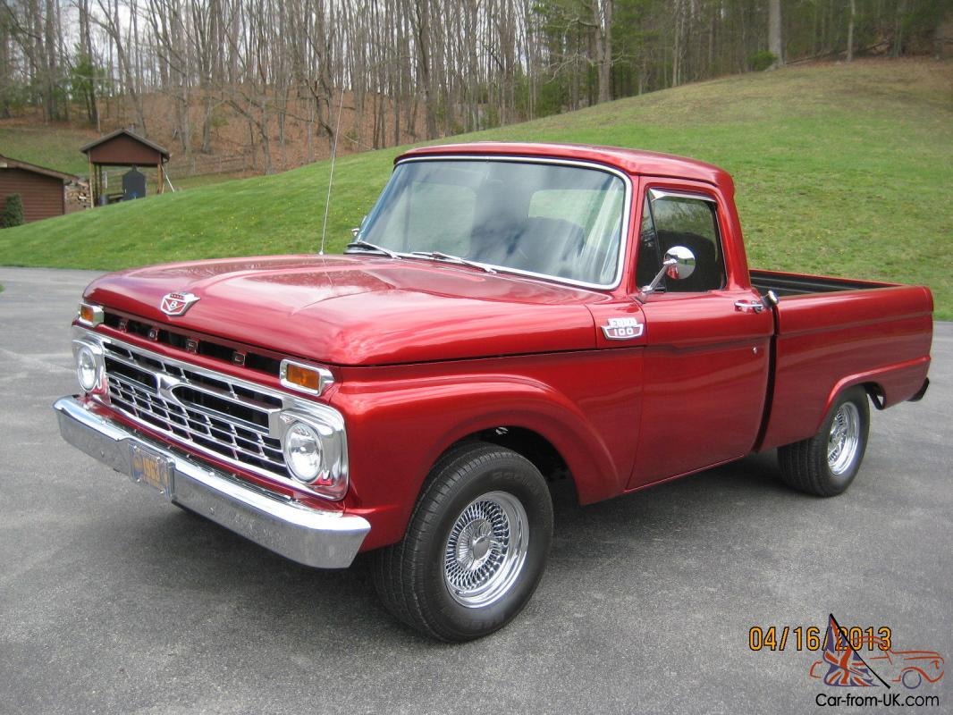 1963 ford f 100 pickup. Black Bedroom Furniture Sets. Home Design Ideas