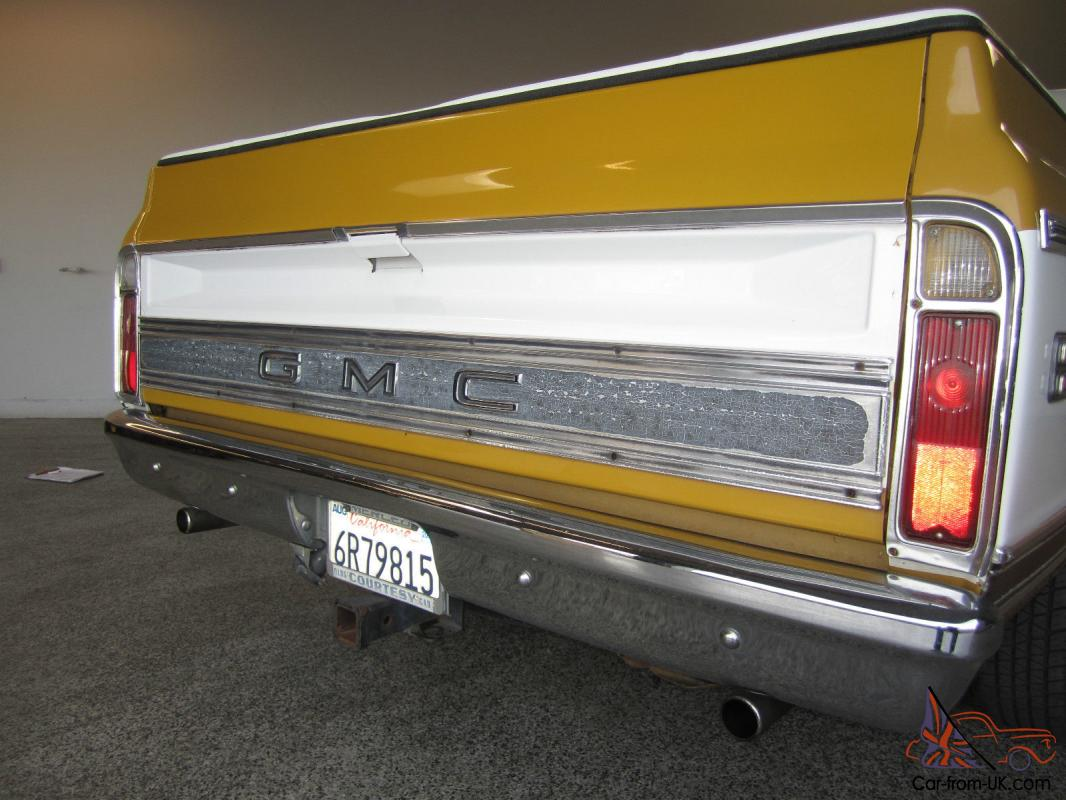 FRAME-OFF RESTO C10, SHOW QUALITY PAINT & UNDERCARRIAGE, 400 BIG ...