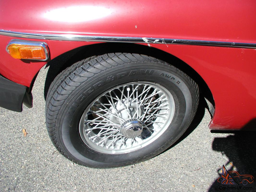 Wire Wheels: Mgb Wire Wheels For Sale