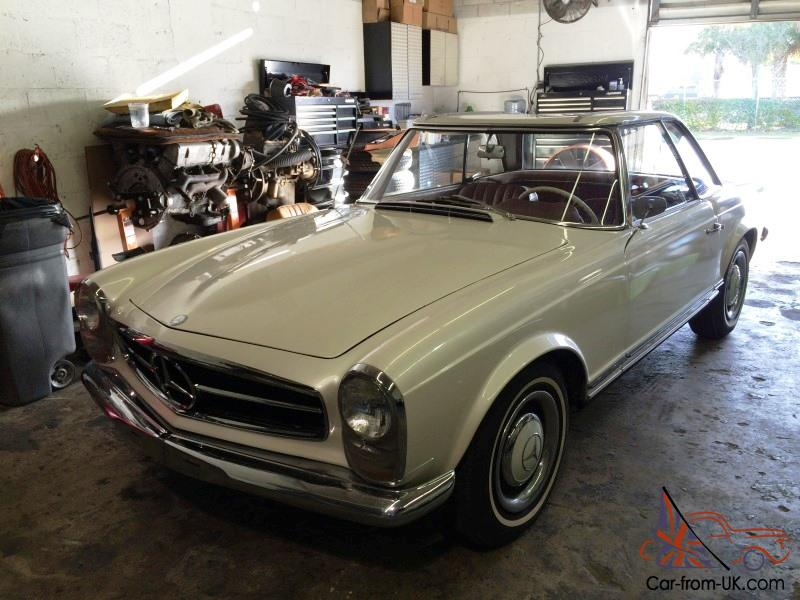 1967 mercedes benz 230sl w113 pagoda for sale