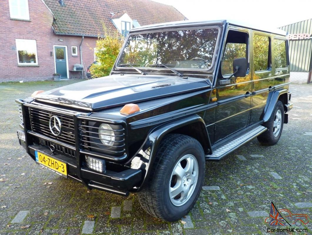 1986 mercedes g wagen 300 gd wagon 460 model. Black Bedroom Furniture Sets. Home Design Ideas