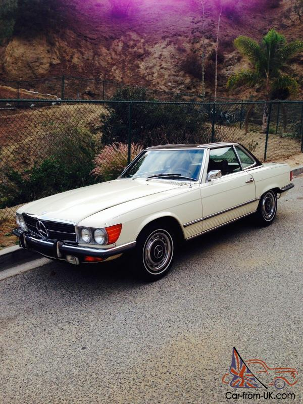 1972 mercedes benz sl350 price reduced for Mercedes benz sl350 for sale