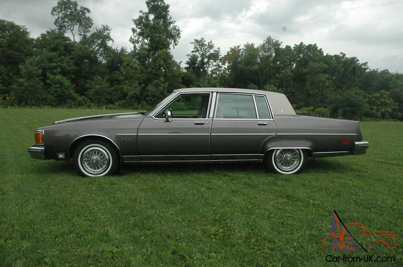 1984 oldsmobile ninety eight regency brougham museum quality investment grade. Black Bedroom Furniture Sets. Home Design Ideas