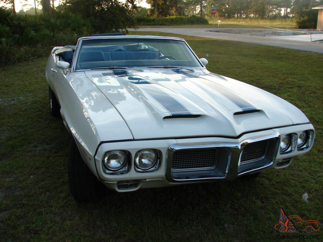 1969 convertible firebird trans am clone. Black Bedroom Furniture Sets. Home Design Ideas