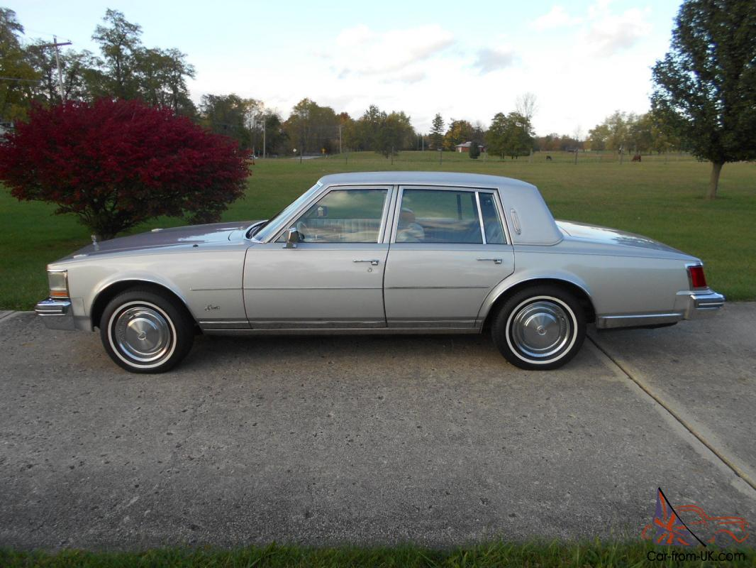 1978 cadillac seville base sedan 4 door 5 7l. Cars Review. Best American Auto & Cars Review