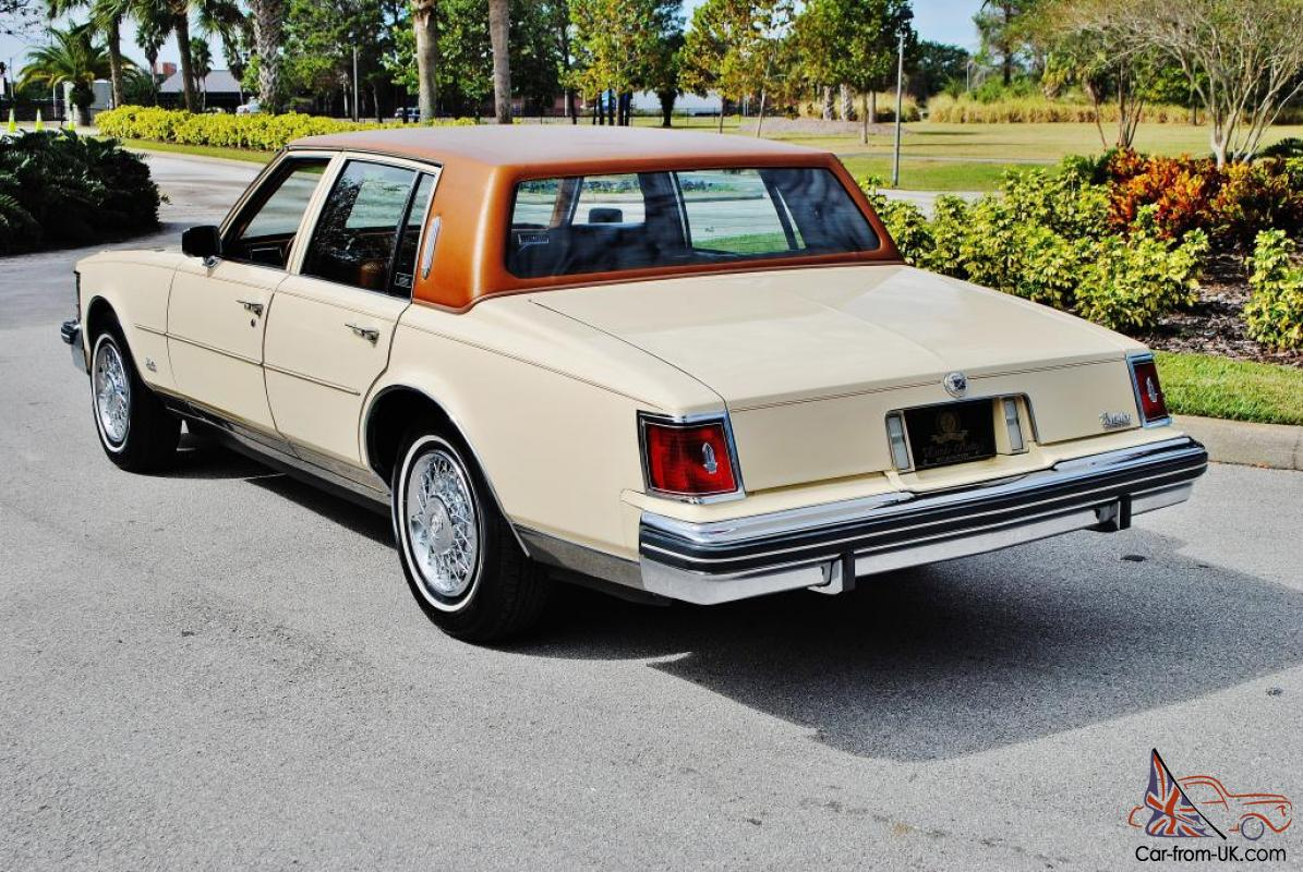 Siimply amazing low miles 1979 Cadillac Seville sel very rare ...