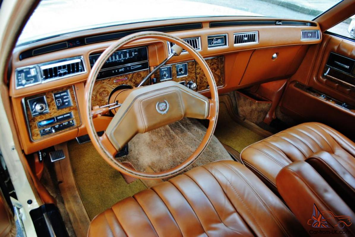 Siimply Amazing Low Miles 1979 Cadillac Seville Diesel Very Rare