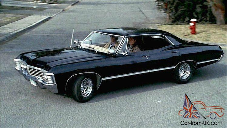1967 Chevrolet Impala 4 Door Supernatural