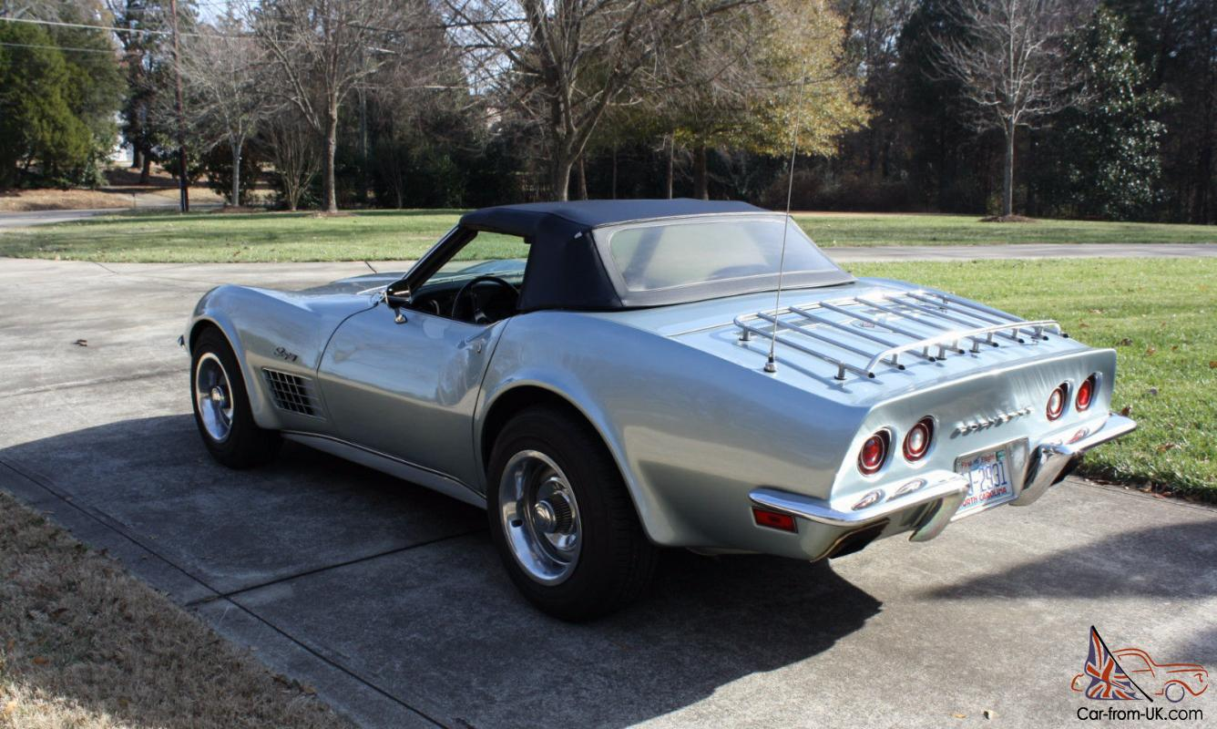 1971 corvette stingray convertible. Cars Review. Best American Auto & Cars Review