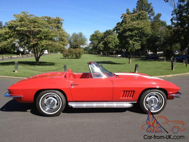 1967 corvette 427 435 hp convertible for sale autos post. Black Bedroom Furniture Sets. Home Design Ideas