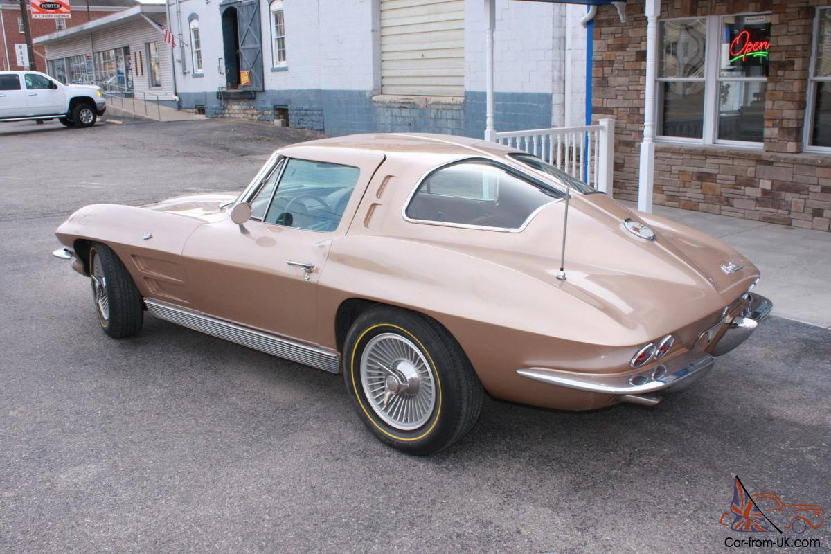 1963 split window coupe corvette matching numbers for 1963 corvette stingray split window coupe value