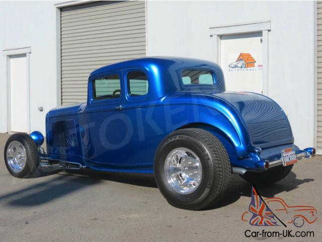 1932 ford hiboy 5 window built by bobby alloway street for 1932 ford five window coupe project for sale