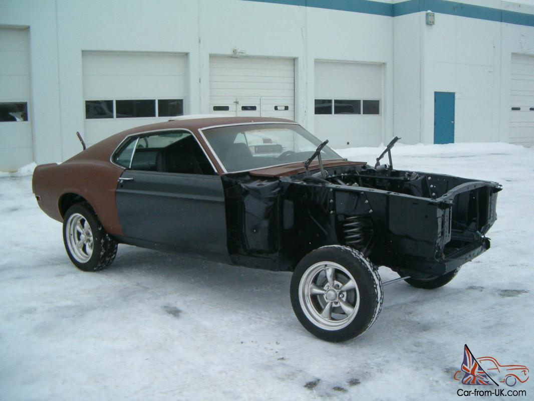 1970 ford mustang fastback from texas. Black Bedroom Furniture Sets. Home Design Ideas