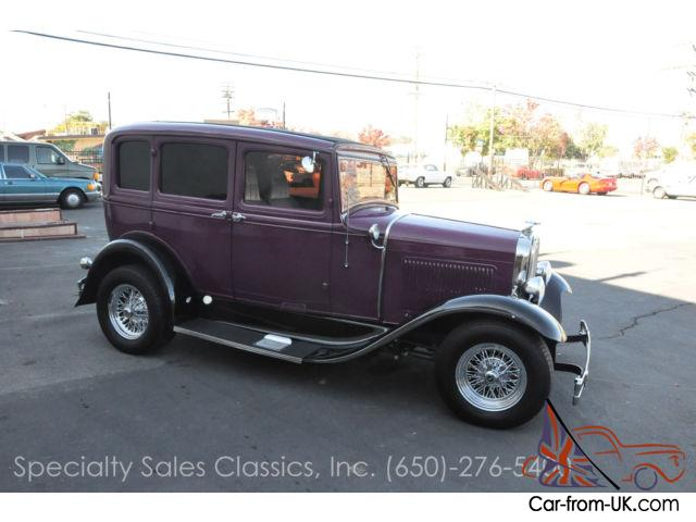 1931 ford model a four door for 1931 ford model a 4 door for sale