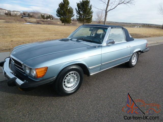 1974 mercedes benz 450sl base 4 5l convertible roadster for Mercedes benz tune up cost