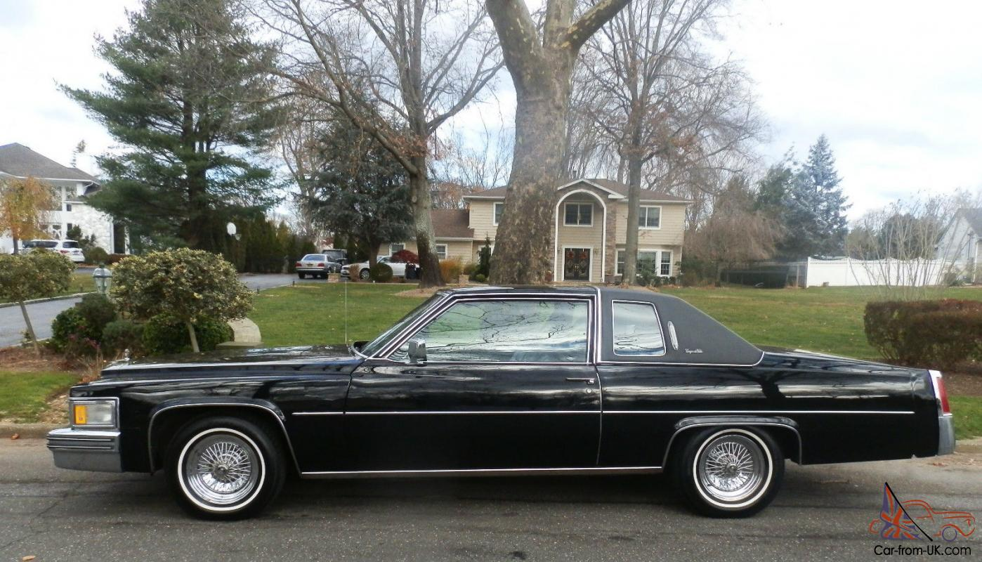 1977 cadillac coupe deville only 62 000 miles photo. Cars Review. Best American Auto & Cars Review