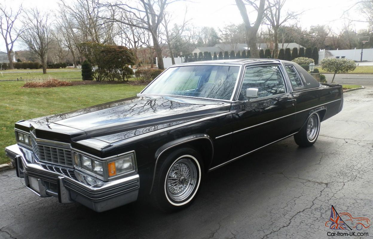1977 cadillac coupe deville only 62 000 miles. Cars Review. Best American Auto & Cars Review