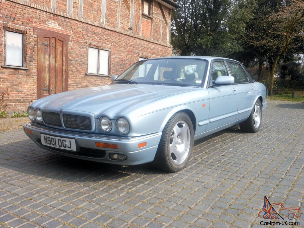 jaguar xjr 1995 x300 6 cylinder supercharged low mileage. Black Bedroom Furniture Sets. Home Design Ideas