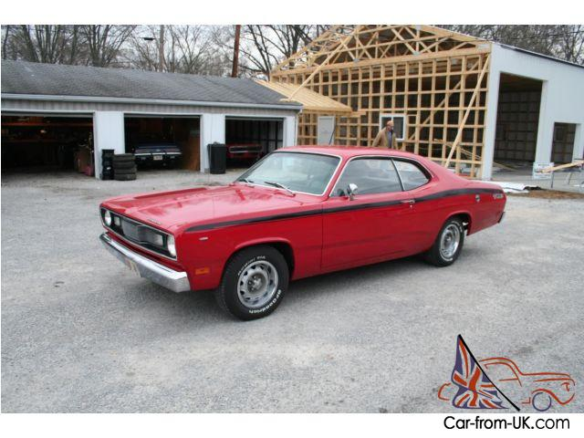 71 plymouth duster 340 clone with a c. Black Bedroom Furniture Sets. Home Design Ideas