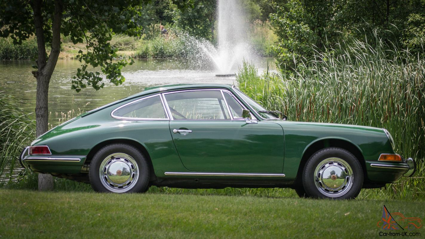 1966 Porsche 912 Coupe Quot One Owner Amazing Condition