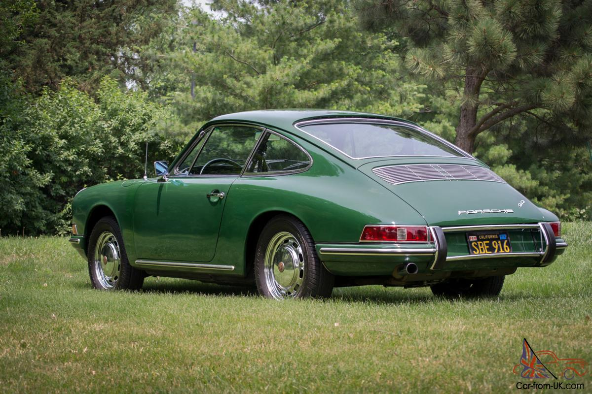 1966 porsche 912 coupe one owner amazing condition. Black Bedroom Furniture Sets. Home Design Ideas
