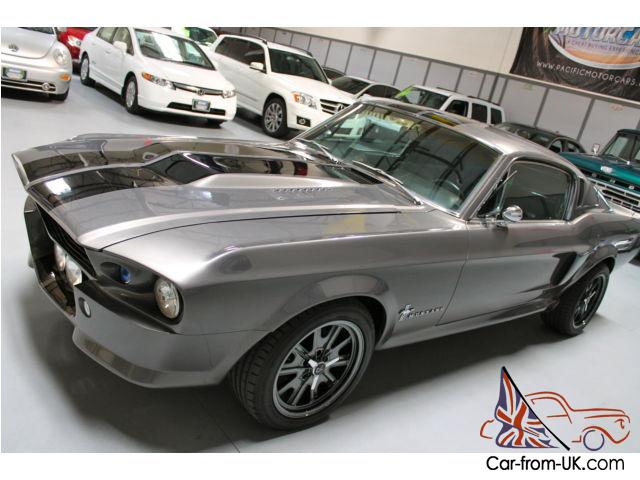 shelby mustang gt500 eleanor replica 1968 ford mustang gt 500 eleanor