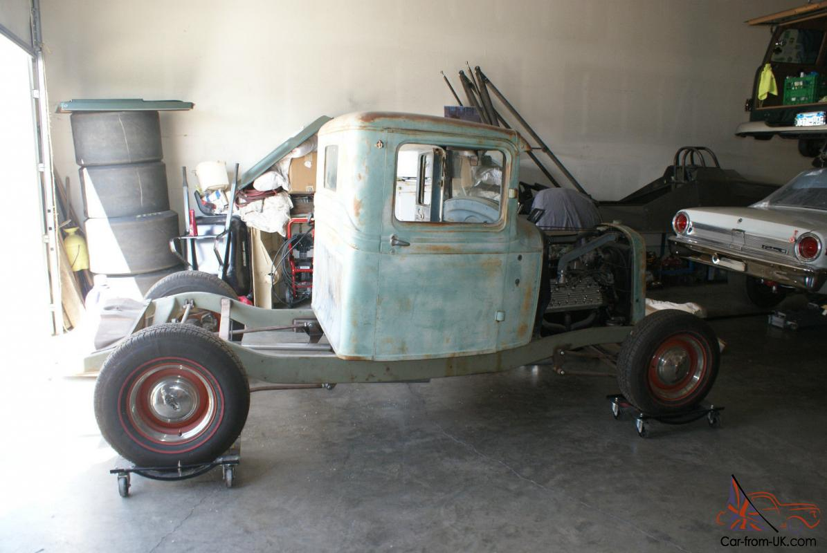 1932 ford pickup project nearly complete all the best