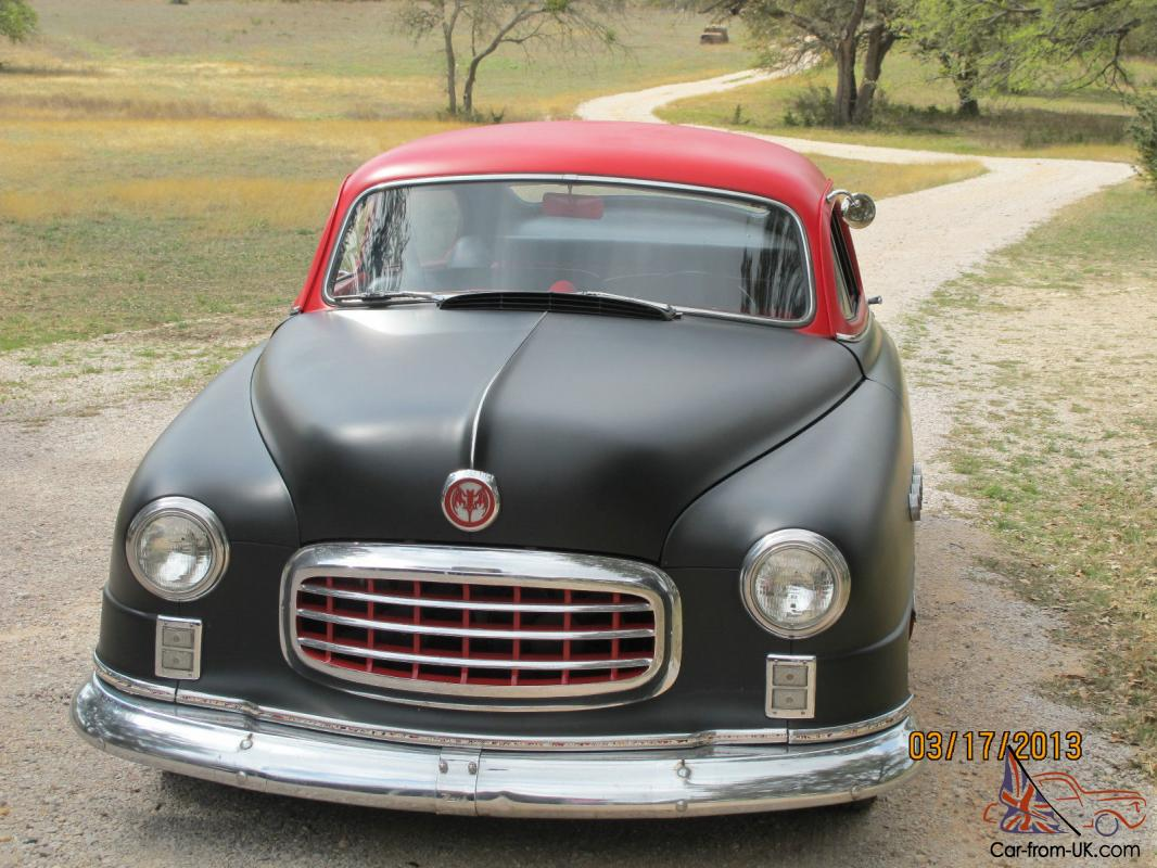 1950 Nash Statesman Street Rod Custom Modified One Of A Kind Hot Wiring Diagram For