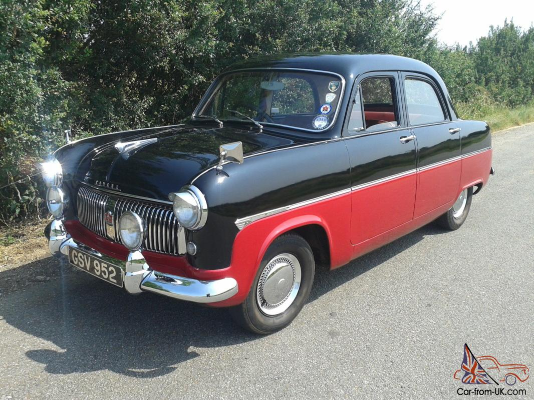 1955 ford consul mk1. Black Bedroom Furniture Sets. Home Design Ideas