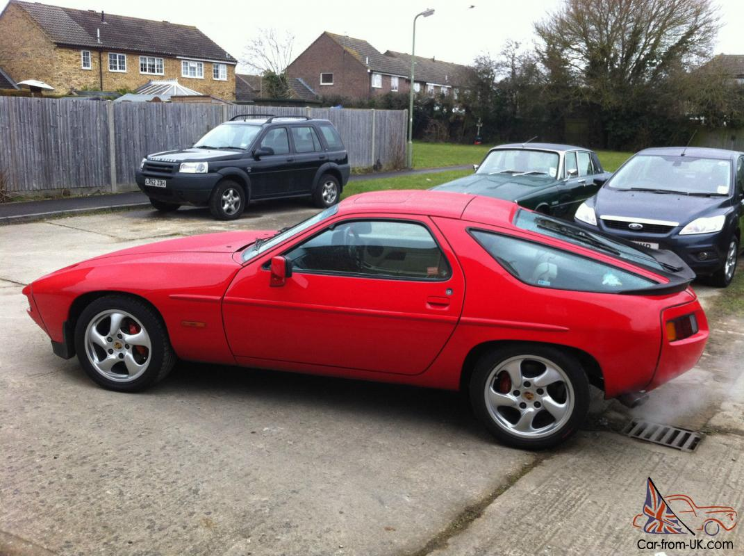 porsche 928 gts manual for sale uk