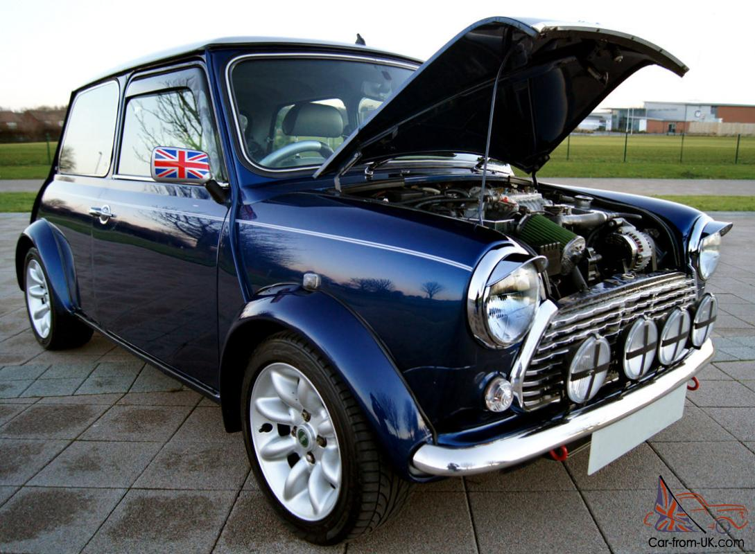 rover mini cooper sport 1293cc supercharged. Black Bedroom Furniture Sets. Home Design Ideas