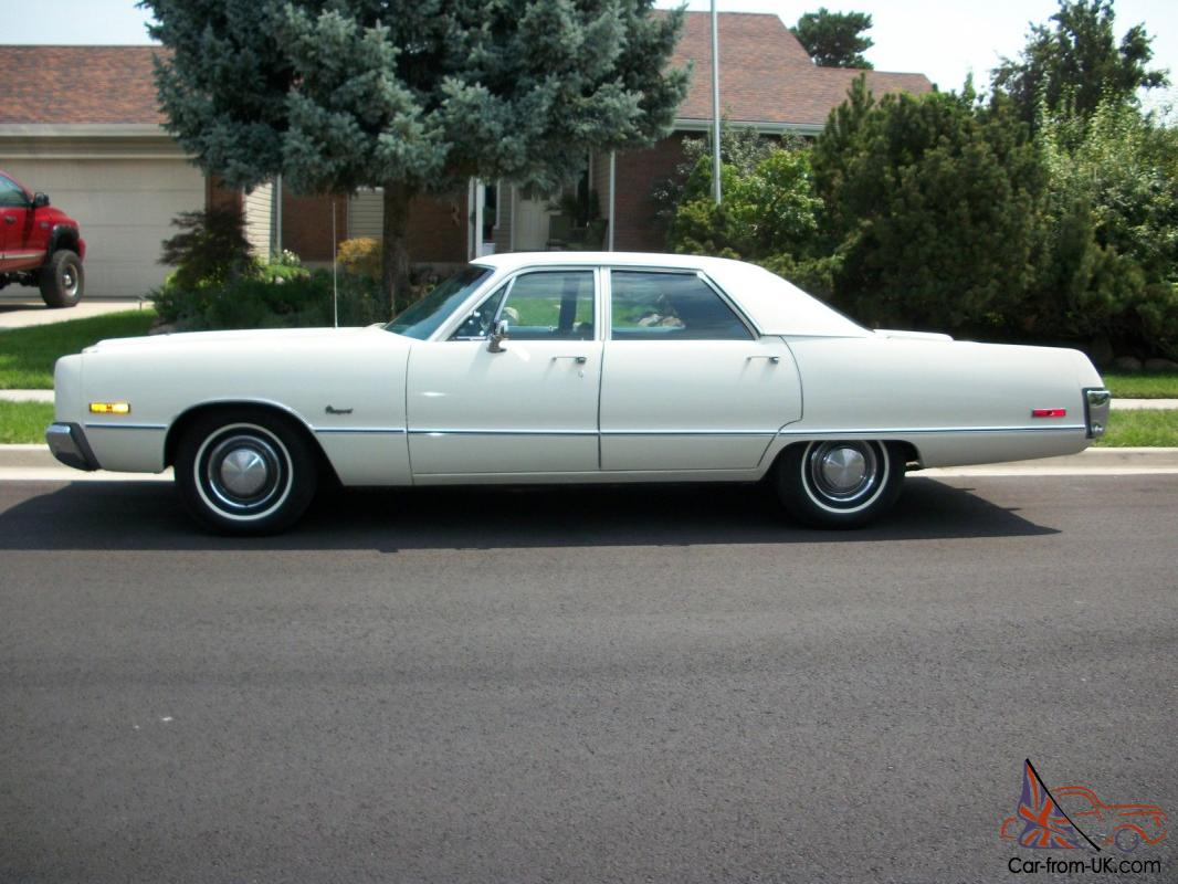 1973 chrysler newport like new showroom condition 34 000 miles. Black Bedroom Furniture Sets. Home Design Ideas