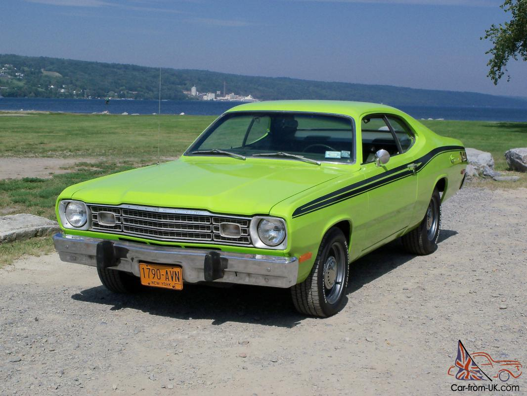 plymouth duster interior pictures. Black Bedroom Furniture Sets. Home Design Ideas