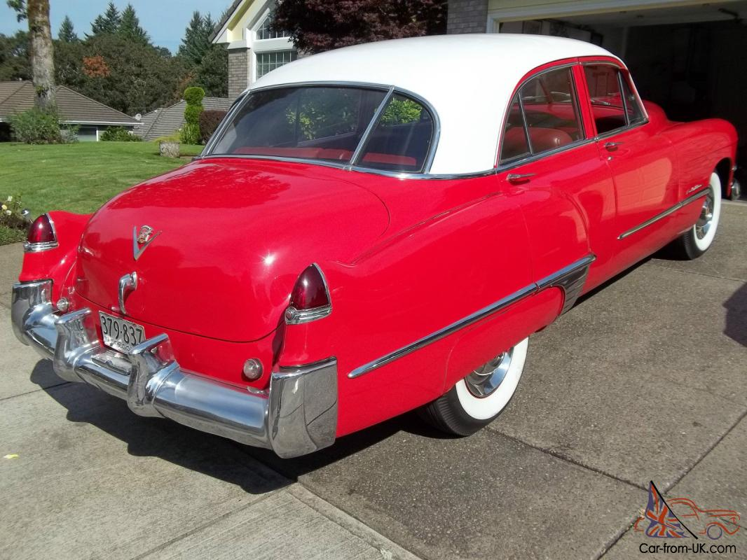 Ebay on 1949 Cadillac V8 Engine Specifications